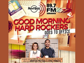 HARDROCK FM GOES TO OFFICE WITH HELMIGS